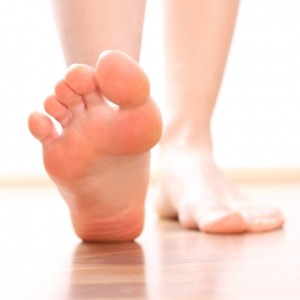 Plantar fasciitis and acupuncture